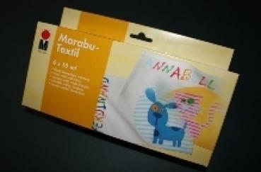 Marabu Textilfarbe Starter-Set