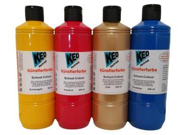 KED-School-Color-Farbe, je 500ml