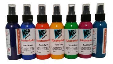 KED- Textil Spray, je 100ml