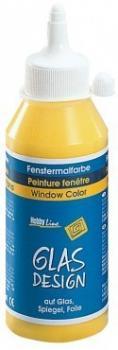 HOBBY LINE Glas Design 250 ml Window Color